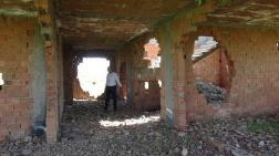 Mardin Midyat'ta Metruk Binalar Yıkılacak
