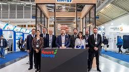 Smart Energy Son Teknoloji Panellerini Intersolar'da Tanıttı