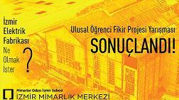 İzmir Elektrik Fabrikası Ne Olmak İster Yarışması Sonuçlandı