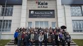 Kalebodur, Geleceğin Mimarlarını Çan'da Ağırladı