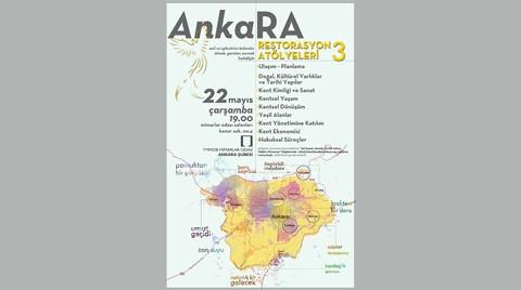 Ankara Restorasyon Atölyeleri 3