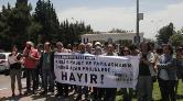 """""""Ege Üniversitesi'nde Rant Amaçlı Yapılaşma Projelerine Hayır"""""""