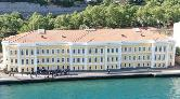 Yanan Galatasaray Üniversitesi'nin Restorasyonu Tamamlandı