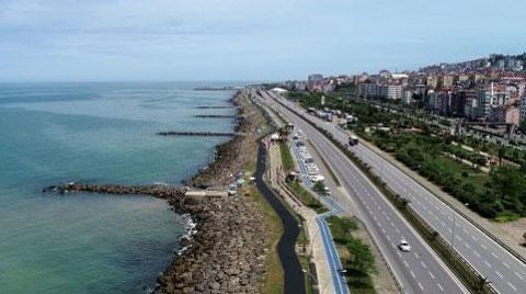 Karadeniz'de 'Kıyı Erozyonu' Tehdidi