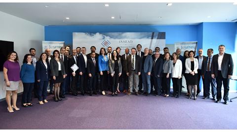 Şişecam Yöneticilerine INSEAD'dan Liderlik Eğitimi