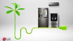 LG'den Enerji Tasarruflu Ürünler