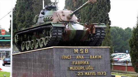 """""""Tank Palet Fabrikası'nın Özelleştirilmesi İptal Edilsin"""""""