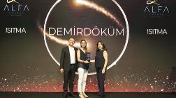 DemirDöküm'e A.L.F.A. Ödülü