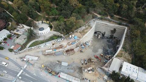 Dolmabahçe-Levazım Tüneli Binaları mı Çatlatıyor?