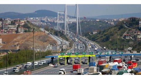 Köprü Geçişlerine Yeni Düzenleme
