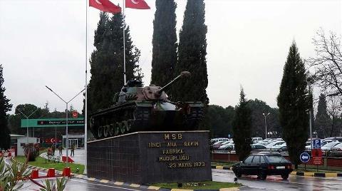 Tank Paletin Satışı Anayasa Mahkemesi'nde
