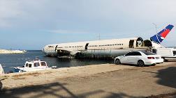 Dev Uçak, Cuma Günü Saros Körfezi'ne Batırılacak