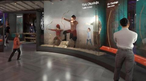 İBB'den 7.3 Milyon TL'ye Okçuluk Müzesi