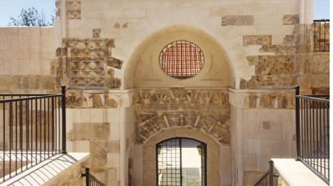 Bakanlıktan 800 Yıllık Taç Kapı Açıklaması