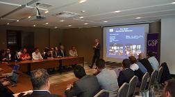 GİSP, 'Kamunun Gayrimenkul Özelinde Dijitalleşmesi' Toplantısı Düzenledi