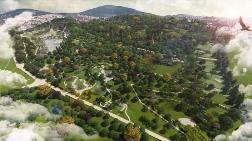 Pendik Millet Bahçesi'nin Yüzde 30'u Tamamlandı