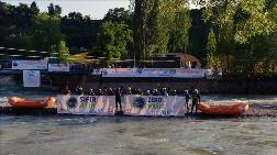 'Sıfır Atık Mavi Projesi'ne 20 Ülkenin Sporcularından Destek