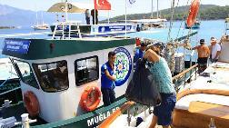 Muğla Büyükşehir'in Mavi Denizlerdeki Elleri