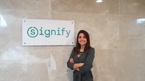 Signify Türkiye'ye Yeni İnsan Kaynakları Müdürü