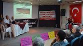 Dikili'de Çevre Paneli: Verilen Kararlar Yok Sayılıyor