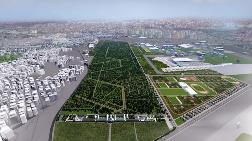 Atatürk Havalimanı'na Yapılacak Millet Bahçesinin Denize Kıyısı Olacak