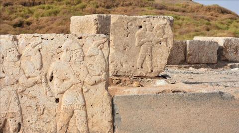 Karkamış Antik Kenti 'Arkeopark' Olma Yolunda