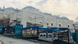 Süleymaniye'ye Katar Betonu