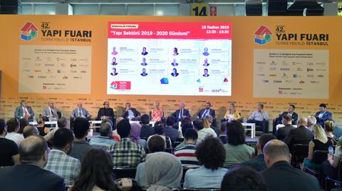 Türkiye İMSAD, Yapı Fuarı'nda Katılımcılarla Buluştu