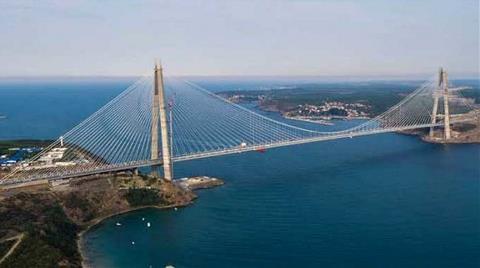 Köprü ve Avrasya Tüneli'nin 2019 Faturası 3 Milyar TL