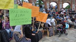 Pınarbaşı'nda Taş Ocağına Geçit Yok