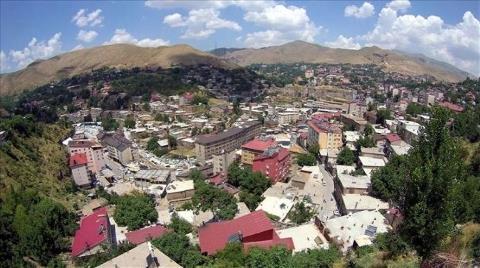 Bitlis'teki Tarihi Evlerin Restorasyon Çalışmaları Devam Ediyor