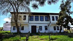 Hattuşa'daki 350 Yıllık Konağa Turist İlgisi