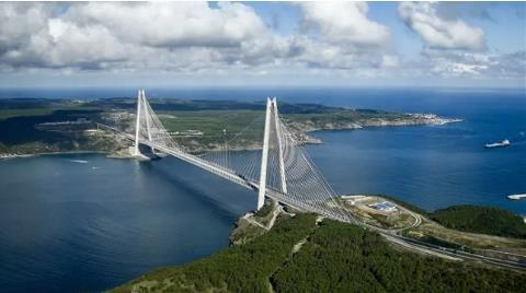 3. Köprü İçin 1 - 1.5 Milyar Lira Arası Ödeme