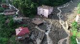 Araklı'daki Selde 11 Bina Yıkıldı, 14'ü de Ağır Hasar Gördü