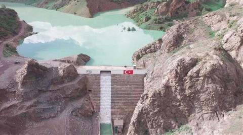 Sivridere Barajı 4 Milyon Liradan Fazla Katkı Sağlayacak