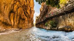 Saklıkent Kanyonu Doğal Sit Alanı Koruma Altına Alındı