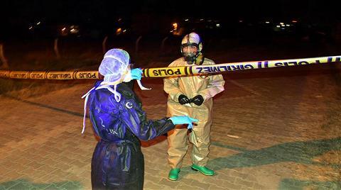 Tekirdağ'da Kimyasal Sızıntı Paniği