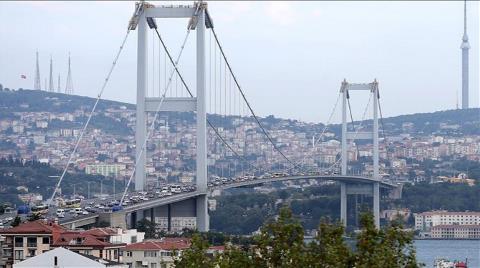 Bakanlıktan '15 Temmuz Şehitler Köprüsü' Açıklaması