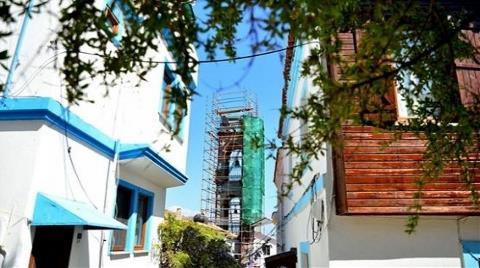 Çanakkale'deki Tarihi Çan Kulesi Restore Edilecek
