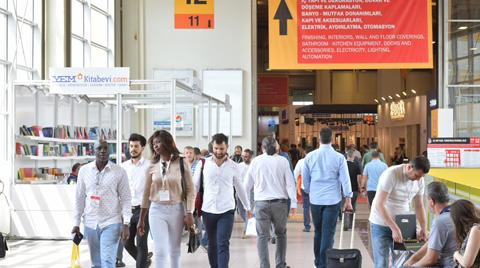 42. Yapı Fuarı-Turkeybuild İstanbul Sektörü Buluşturdu