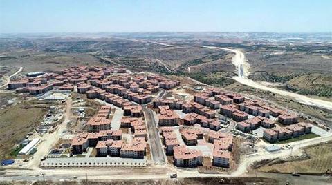 Kuzeyşehir'de Altyapı Çalışmaları Sürüyor