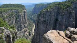 Tazı Kanyonu'nda 'Zipline' Tartışması