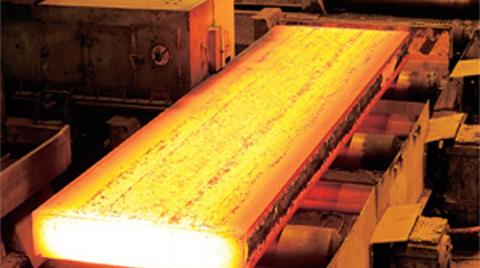 Türkiye'nin Ham Çelik Üretimi Azaldı