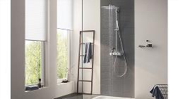 GROHE'den Euphoria SmartControl Duş Sistemi