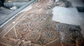 Tek Parça En Büyük Taban Mozaiği Görücüye Hazırlanıyor