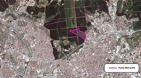 Taşdelen'de Yapılaşmaya Açılan Planların Yürütmesi Durduruldu