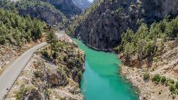 Saklı Cennet 'Nadire Kanyonu' Keşfedilmeyi Bekliyor