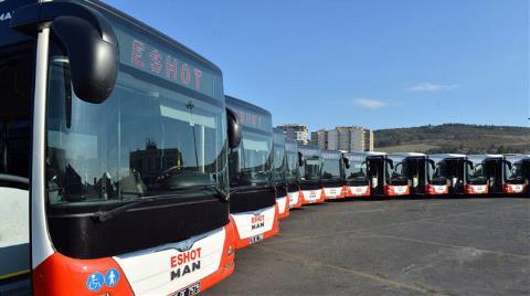 İzmir Büyükşehir'den Toplu Ulaşımda İki Müjde