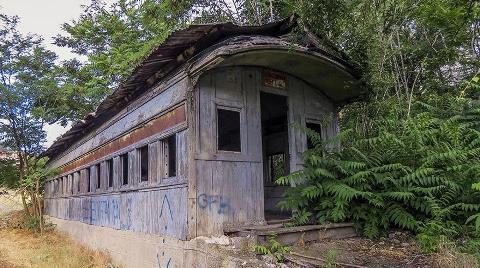 105 Yaşındaki Hüzünlü Tarih: Eğirdir Tren Garı