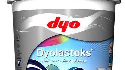 DYO'dan Dyolasteks Dış Cephe Kaplaması